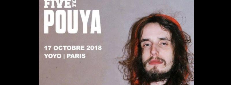 Pouya en concert à Paris !