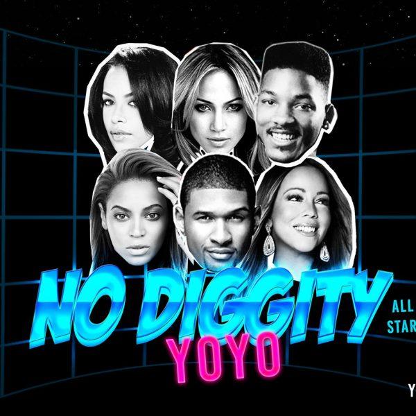 No Diggity ALL STARS x Yoyo – Palais de Tokyo