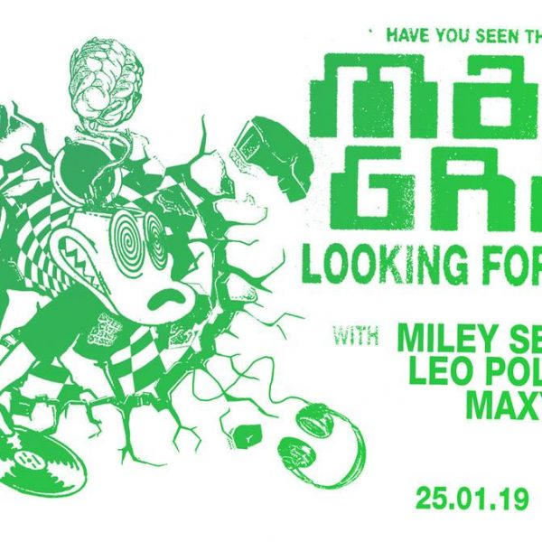 Mall Grab: Looking For Trouble Tour – Miley Serious, Leo Pol
