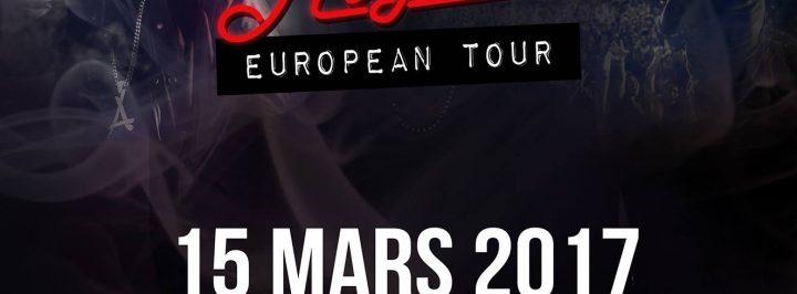 Kid Ink en concert à Paris! Date unique en France!