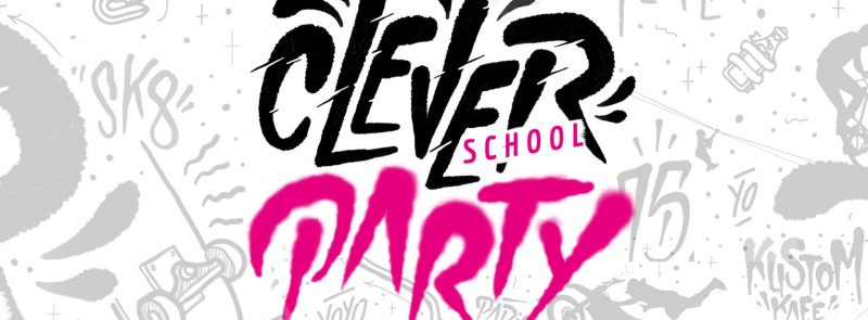 CLEVER SCHOOL PARTY