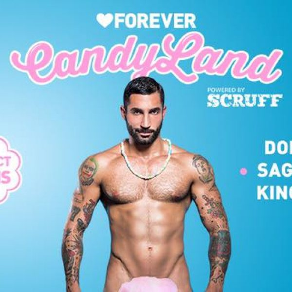 Forever CandyLand with Sagi Kariv – Powered by Scruff
