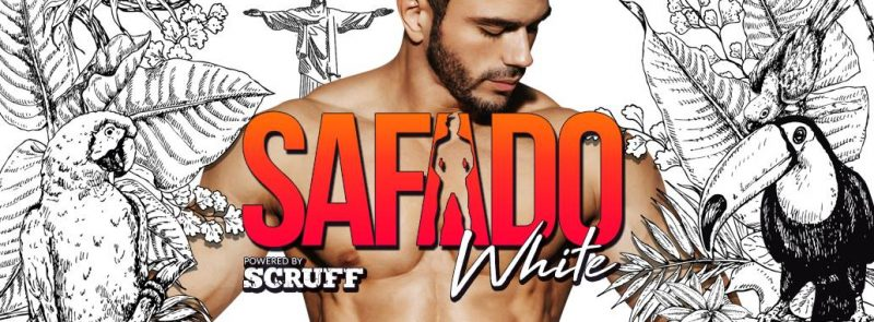 The Week Safado White Paris – Powered by Scruff