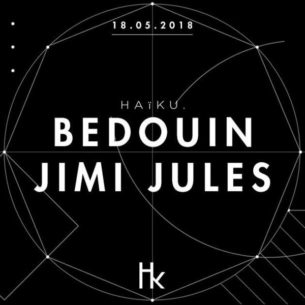 H A ï K U avec Bedouin – Jimi Jules